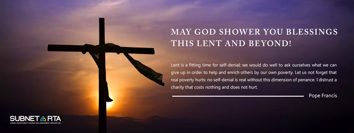 Season of Lent, Season of Overseas Filipino Workers (Subnet RTA)